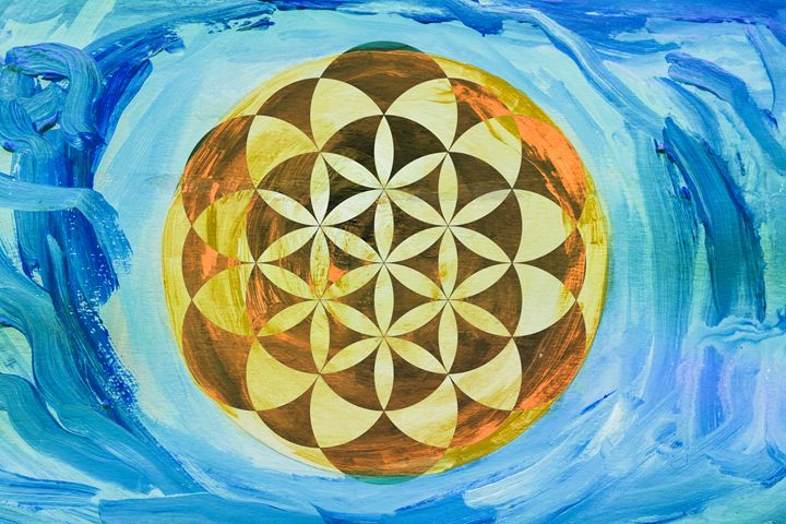 Flower of Life - Empty Cup Gallery