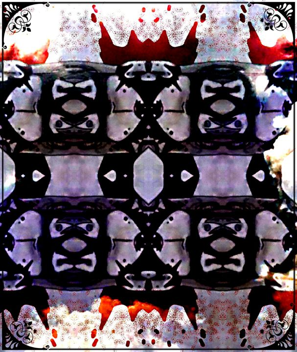 Sad Clowns - Xerocorpse Boomer