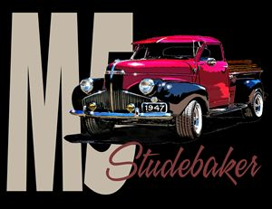 M5 Studebaker pickup - RM Auto Art