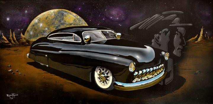 Mercury Rising - RM Auto Art