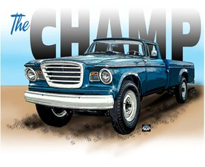 The Champ - RM Auto Art