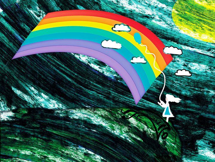 Rainbow Girl 2 - Deliratio