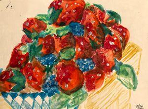 Berries that Arnt Cherries