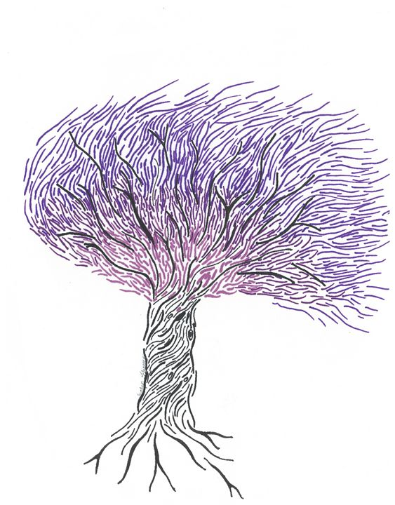 windy tree - Evelyn Flannery