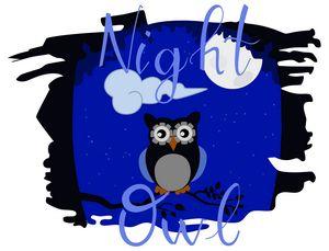 Night Owl - Germello Graphics