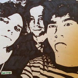 Calum,Luke,and Ashton