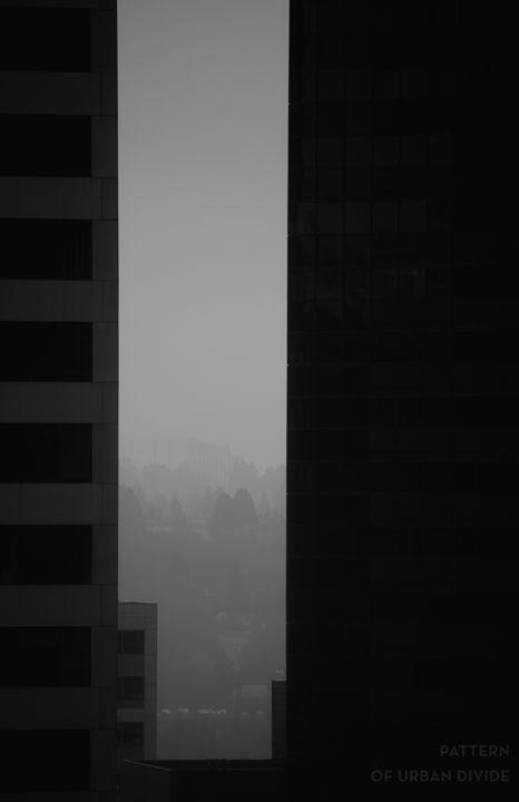 Pattern of Urban Divide - Eudora Gallery