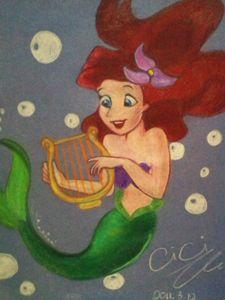 Disney's the little mermaid