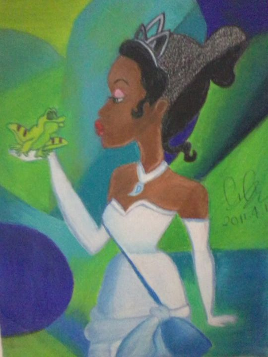 Disney's princess and the frog - Destiny's Gallery