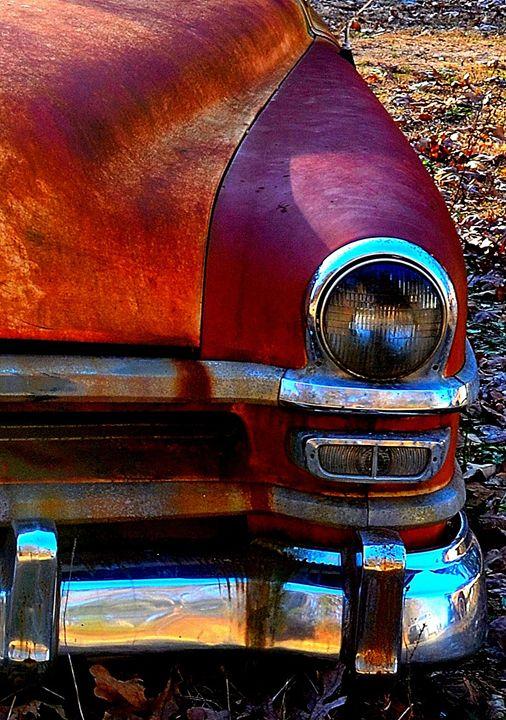 Rusty Car - Cramer Design Studio