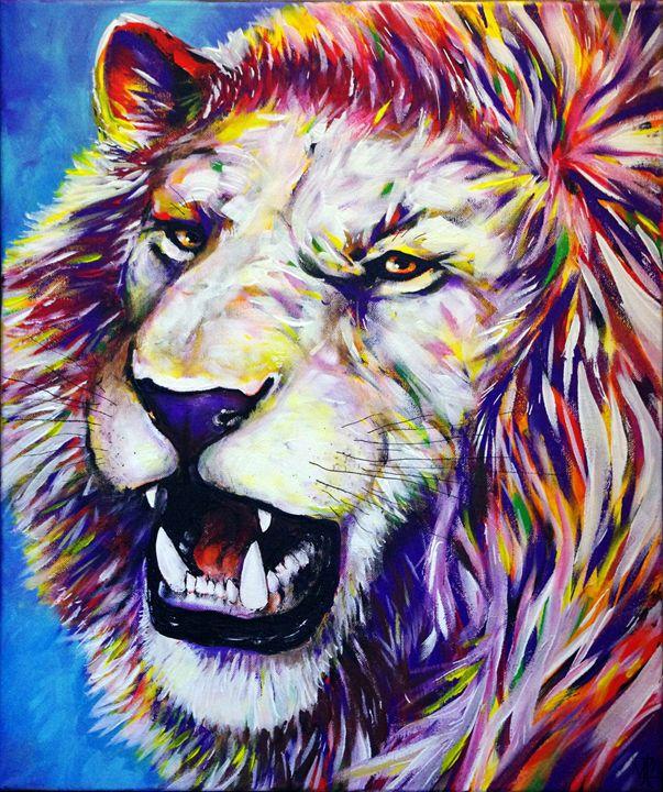 Lion blanc - Vinadelle