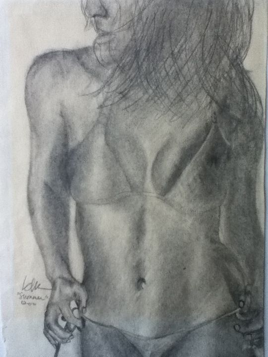 Summer - Linda Orr