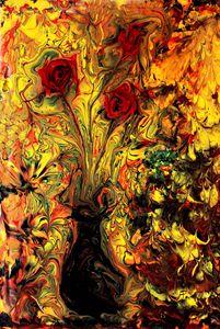 Roses, by Alex Radchenko