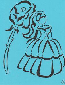 Tribal Beauty Belle - Day Dream Designs