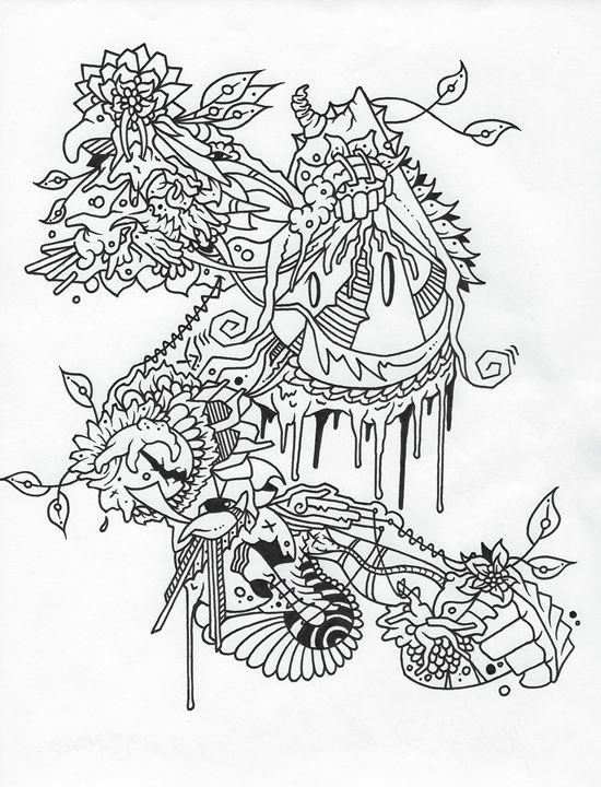 Zigzag - TZ ART