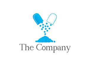 Pill Logo Design