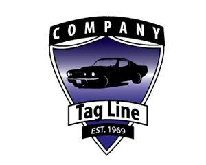 Auto Sheild Logo Design