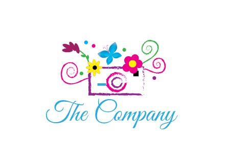 Camera Logo Design - Kim Souza Artist