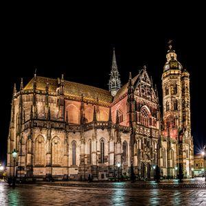 St. Elisabeth Cathedral Kosice - Michal Jesensky