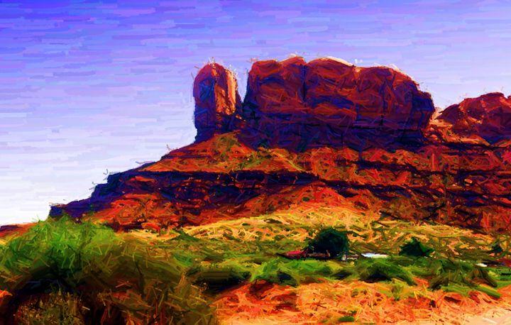 Monument Valley - Ron Irwin