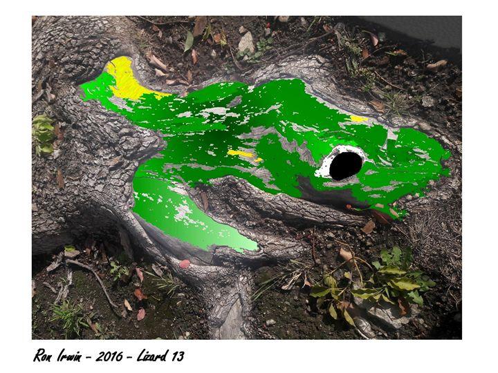 Lizard - Ron Irwin
