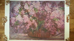 Lilacs, 1974 by Georgy Chernyavsky;