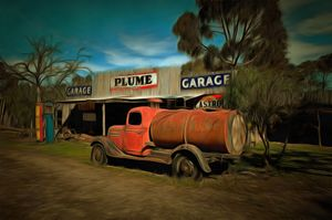 Old Motor Garage