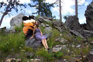 Hillside Fairy - Sadera Nye