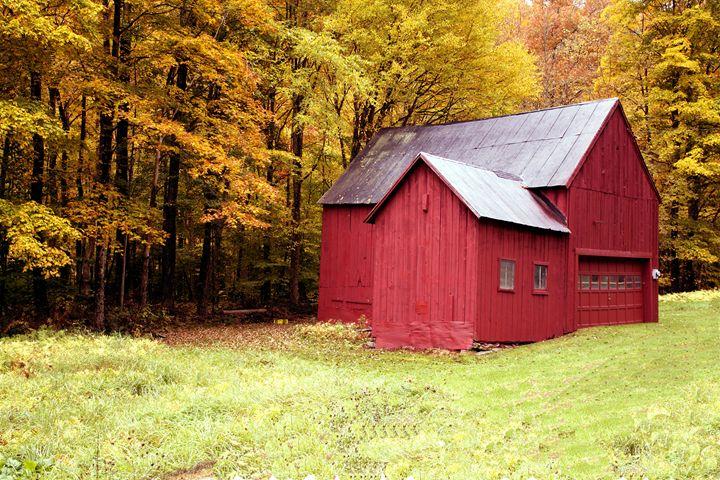 Red Barn - Michael Henry