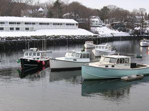Harbor at Perkins Cove