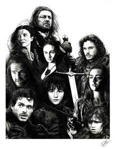 The Stark Family
