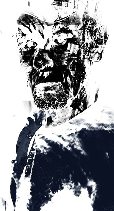 The Old Man - Bloodstone Prints