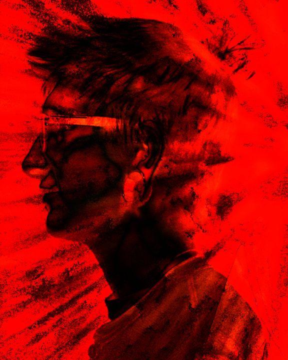 Explosion - Bloodstone Prints