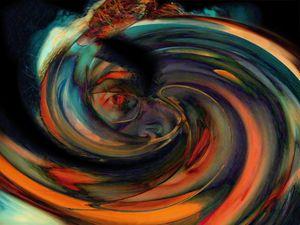 Eyes Like Whirlpools