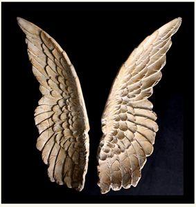 Angel Wings Wall Sculpture
