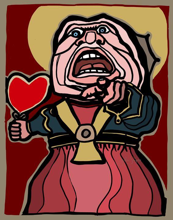 Queen of Hearts - John Snipes