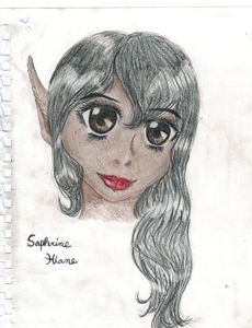 Saphrine Hiane