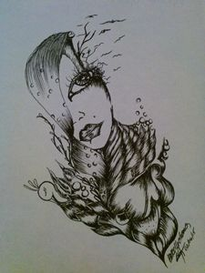 lady of the dark..