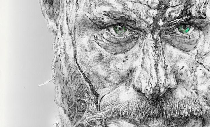Ragnar Lothbrok - Charith Pelpola