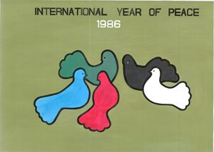 International Year of Peace 1986