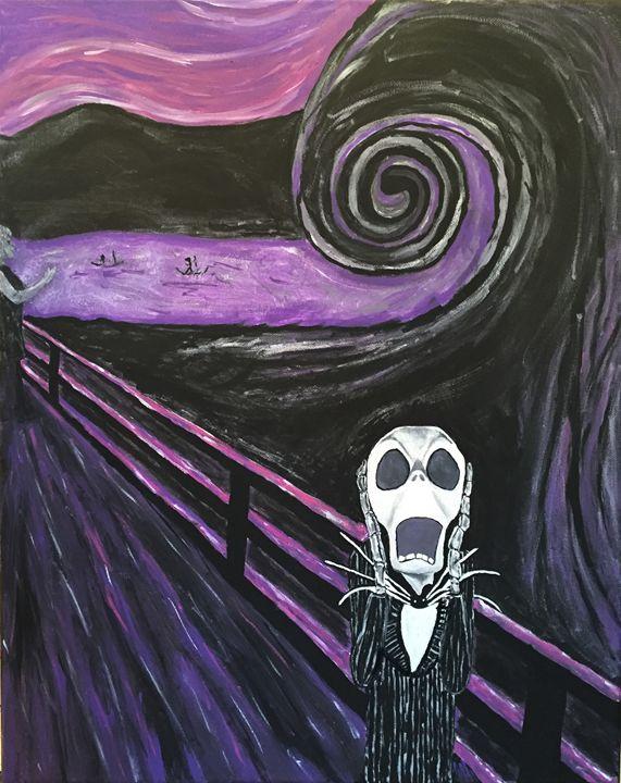 Purple Scream - SLPeders