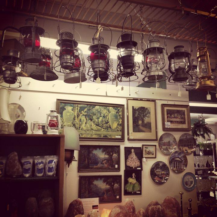 Antique Shopping - SLPeders