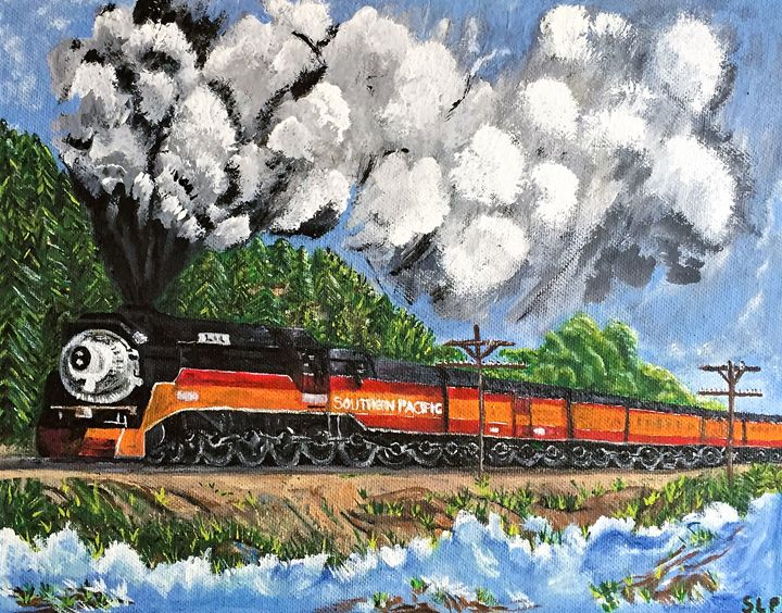 Southern Pacific - SLPeders