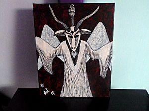 Baphomet Phantasma (Demona Alexis Bl