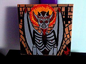 Christ Is Dead - Black Demon Ghoul I