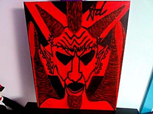 The Rise Ov Satan - Rebellios Fallen