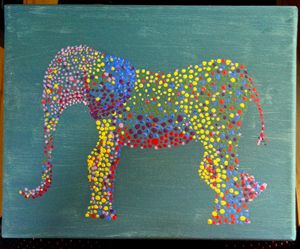 Dotted Elephant