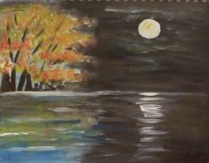 Moonlight Beauty
