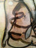 Jamali Orig. pigmentation on cork