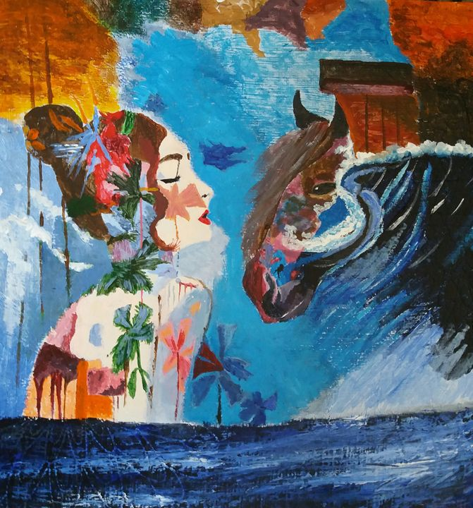 Beauty for the Horse - Paintings of a Difference
